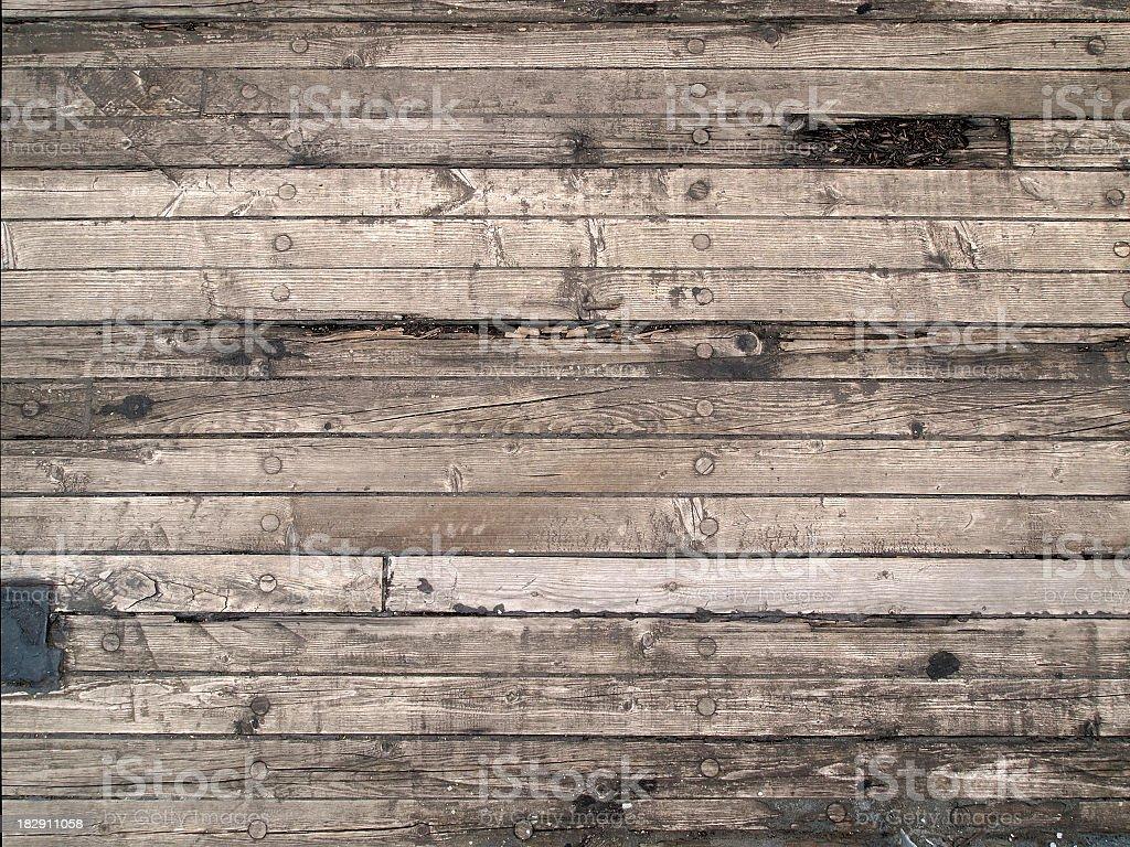 Holzfußboden Kratzer ~ Alte holzfußboden auf das segelboot mit kratzer risse stock