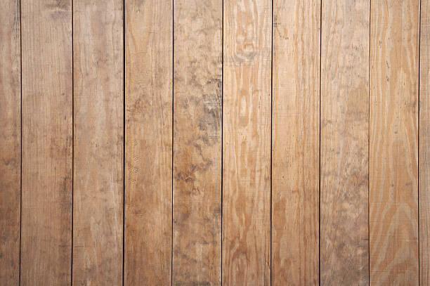 Alte Holzfußboden Etage – Foto