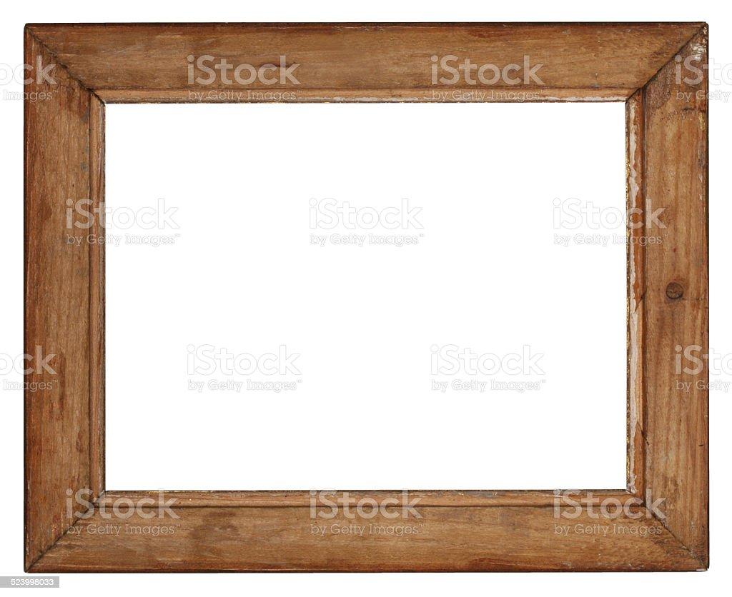 старая деревянная рамка на белом фоне стоковые фотографии и другие