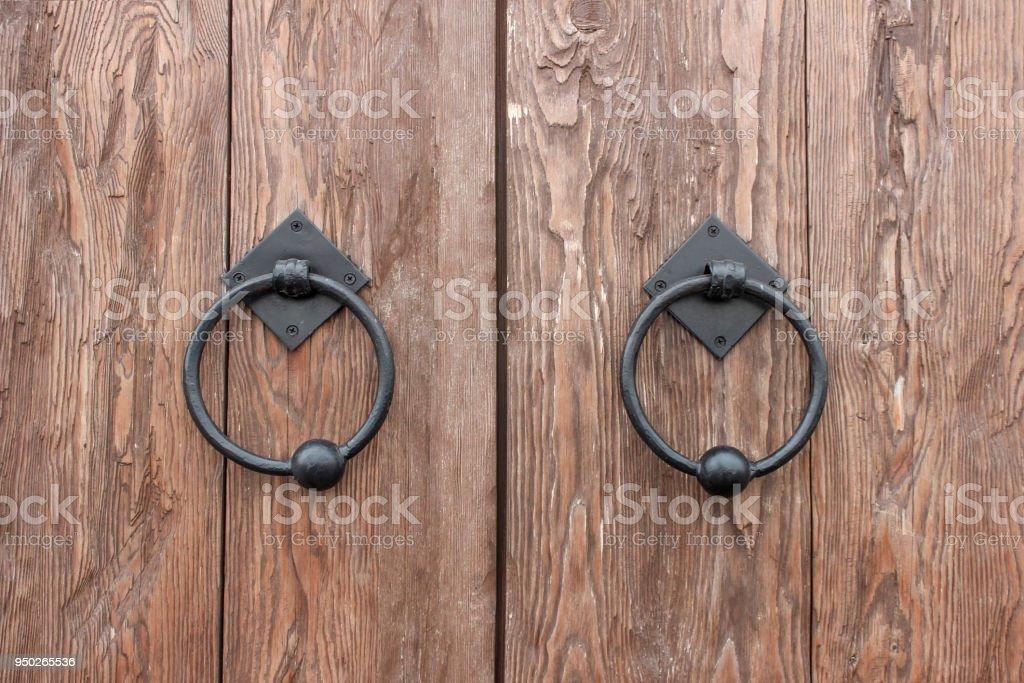 Antigua Puerta De Madera - Fotografía de stock y más imágenes de ...