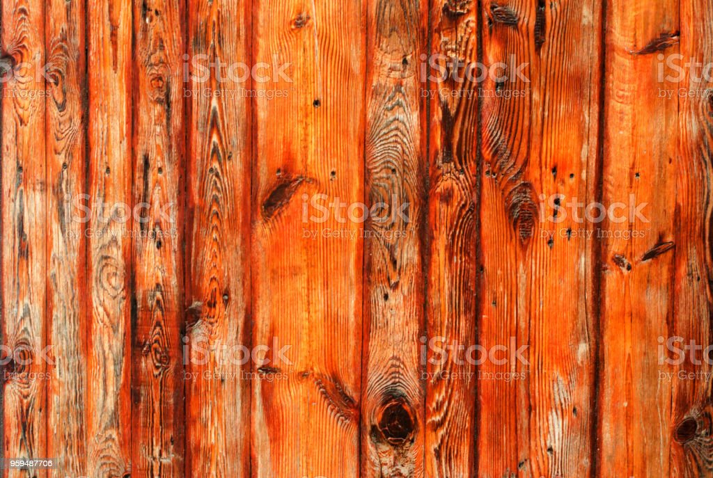 horizontal wood fence texture. Old Wooden Orange Texture, Background For Design. Horizontal Royalty-free Stock Photo Wood Fence Texture G