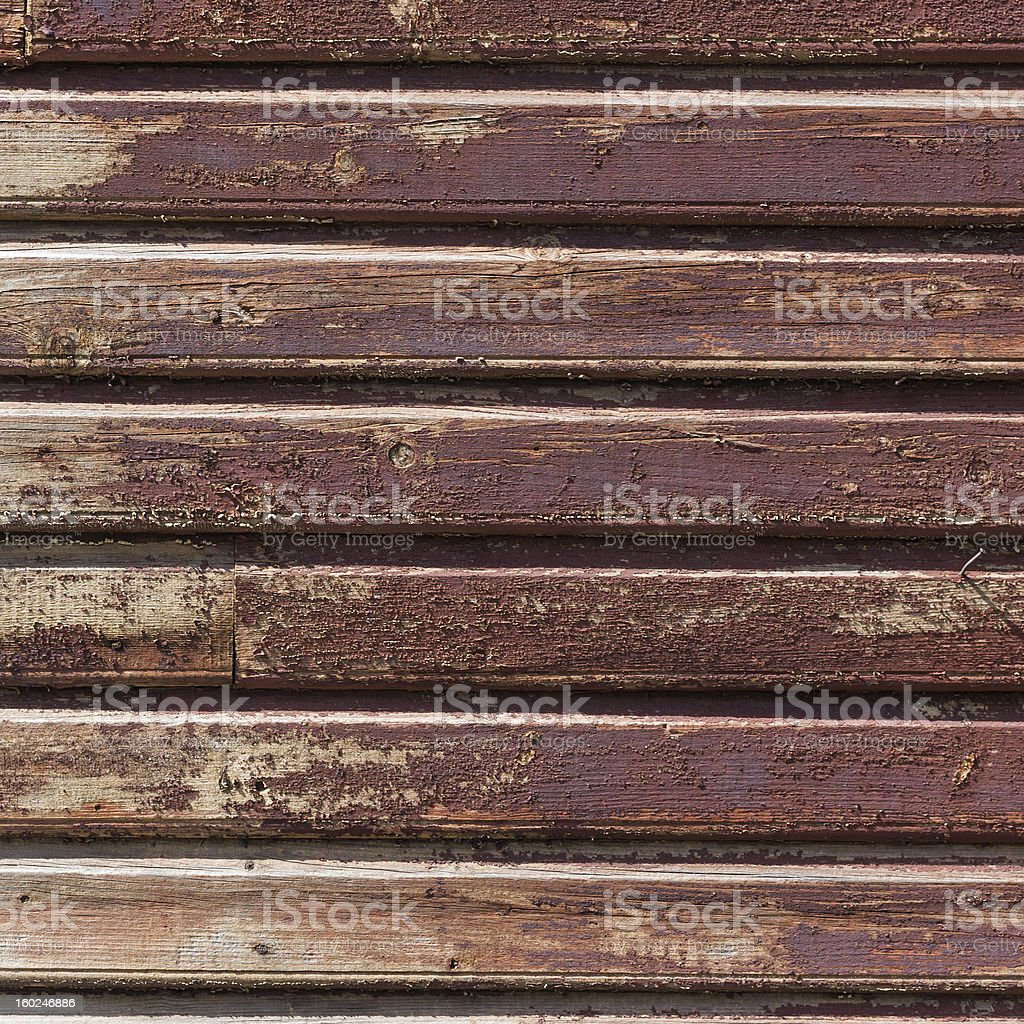 old wooden plank wall royalty-free stock photo