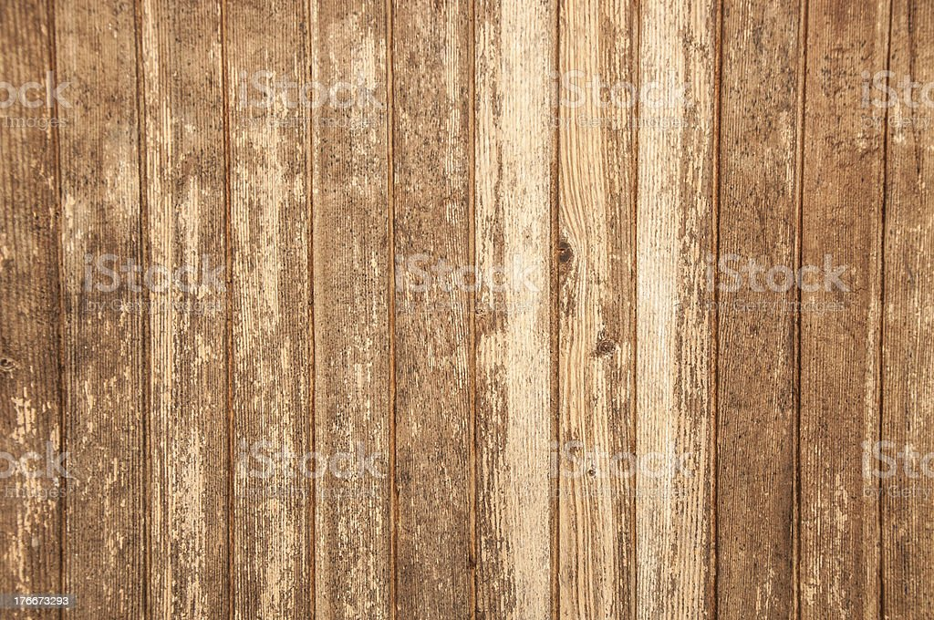 Old wooden planks background royalty-free stock photo