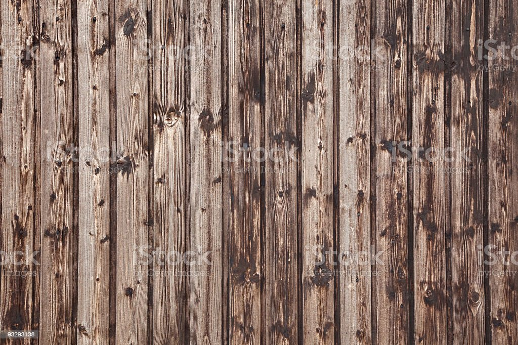 Old Wooden Planks royalty-free stock photo