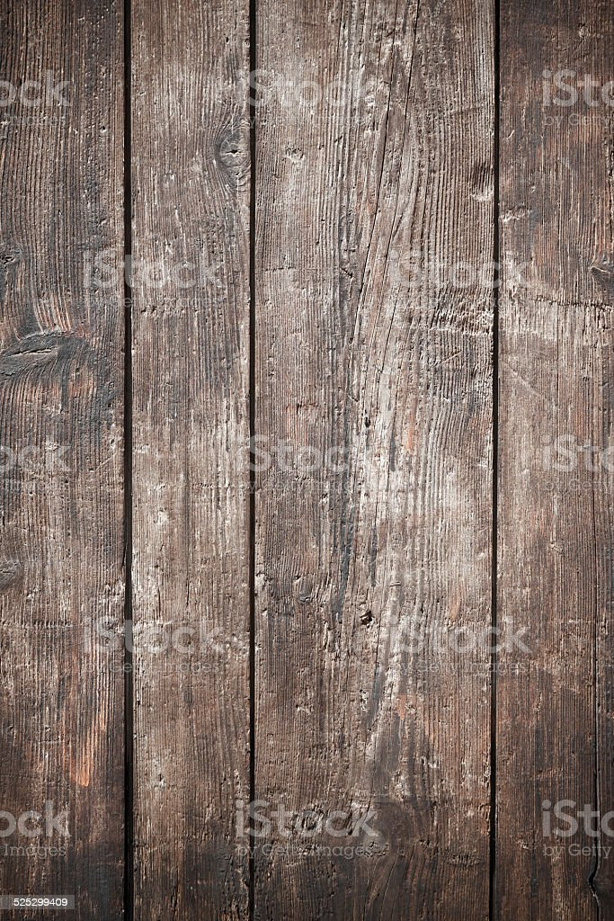 Old wooden planks surface background stock photo