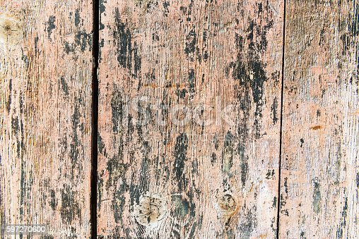Old Wooden Planks Surface Background Stock Photo & More Pictures of Abstract