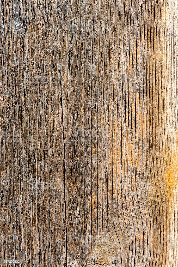 Old wooden planks surface background royalty-free stock photo