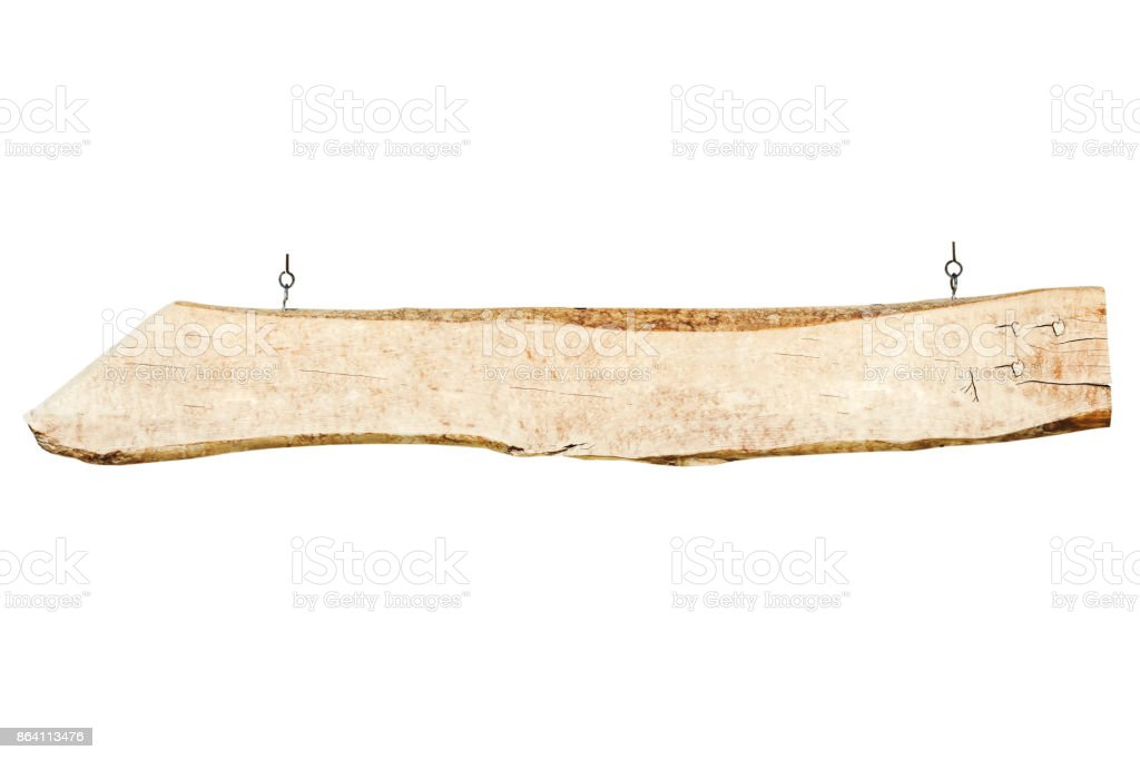 Old wooden sign board royalty-free stock photo
