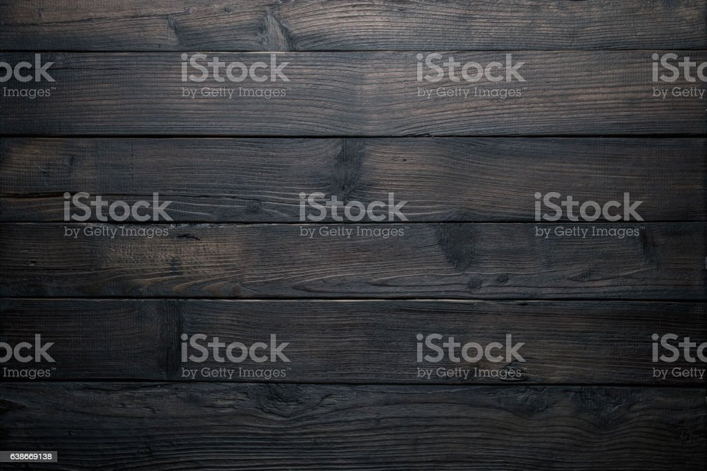 Old wooden table top stock photo