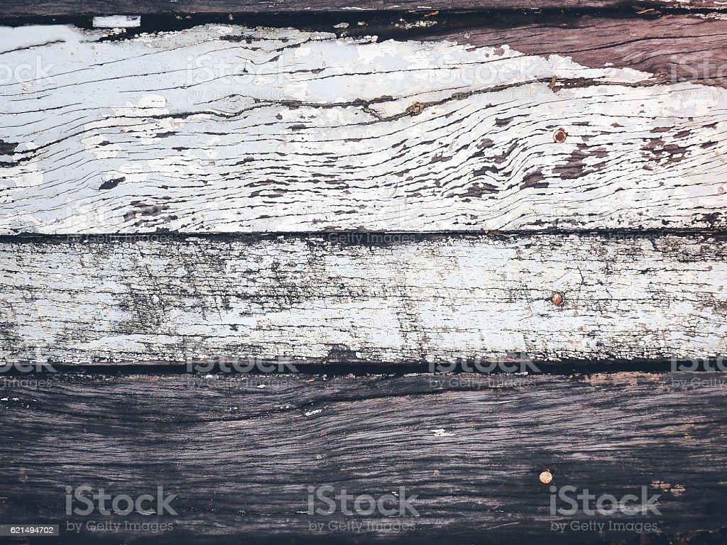 Trama di sfondo di legno vecchio e foto stock royalty-free