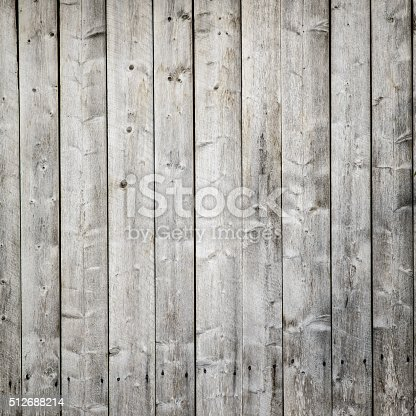 istock Old wooden wall background 512688214