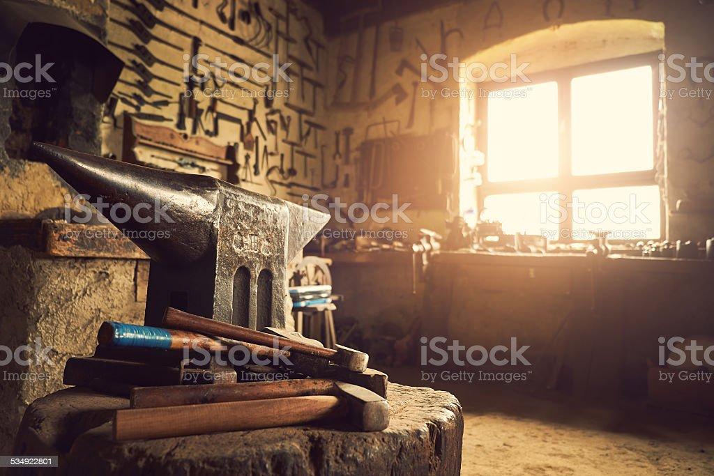 Old-workshop – Foto