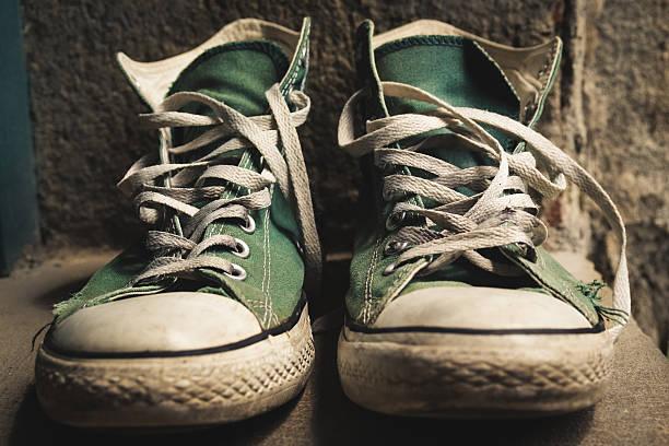 O uso de calçados - foto de acervo