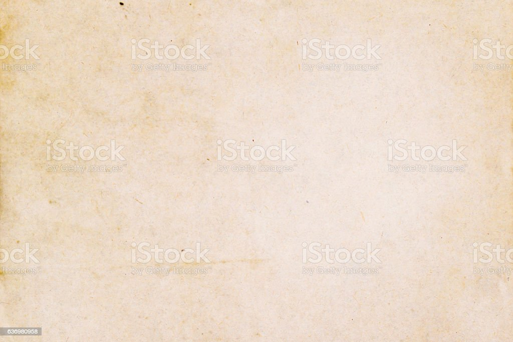 old yellow paper texture stock photo