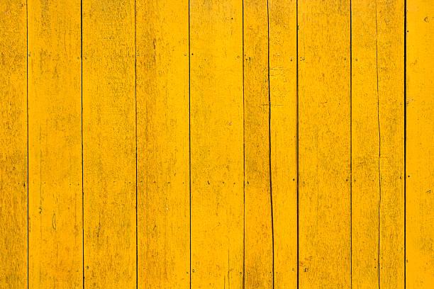 Alte Holz Hintergrund Gelb – Foto