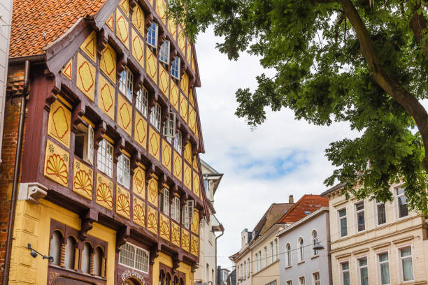 oldenburg historic town in lower saxony germany oldenburg historic town in lower saxony germany lower saxony stock pictures, royalty-free photos & images