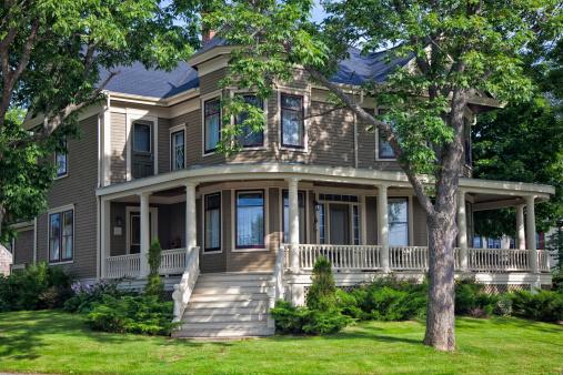 Older Home Stockfoto en meer beelden van Amerikaanse cultuur