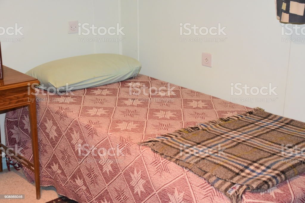 Old Fashioned Bedroom Royalty Free Stock Photo