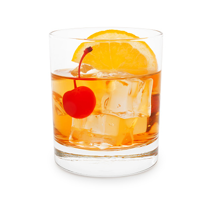 istock Old-Fashioned Cocktail 1163199317