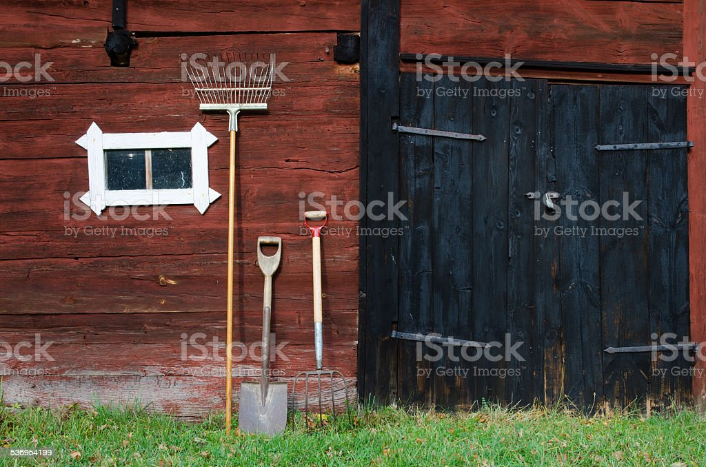 Old-fashioned stock photo