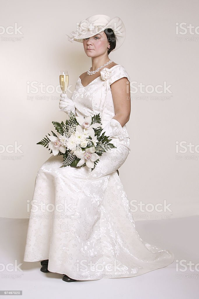 old-fashioned royalty-free stock photo