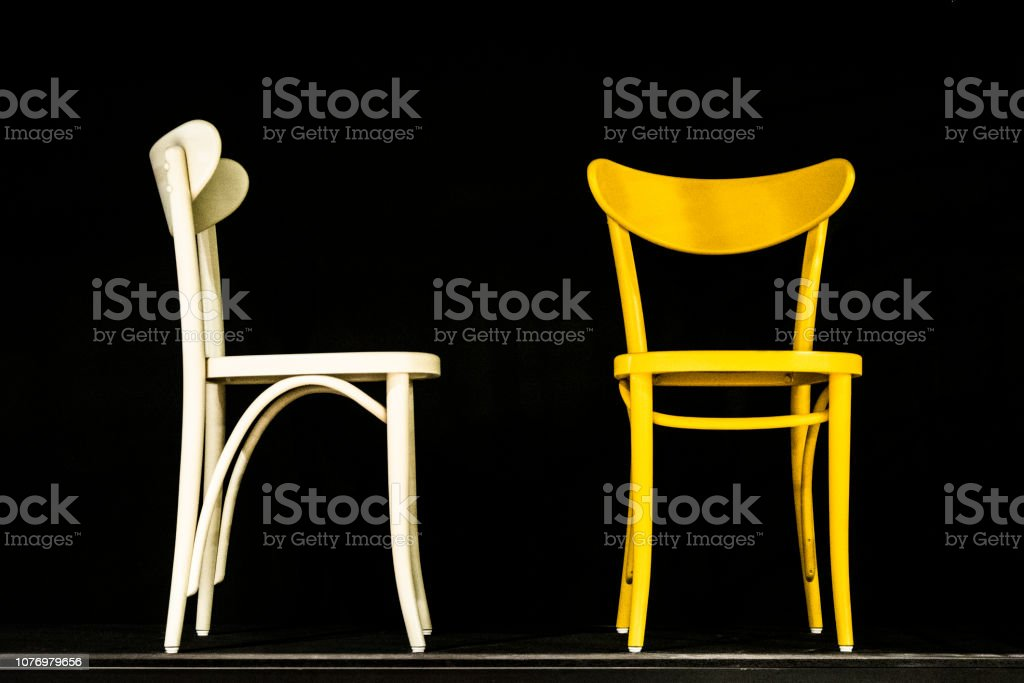 Oldfashioned Wooden Chairs Stock Photo Download Image Now Istock