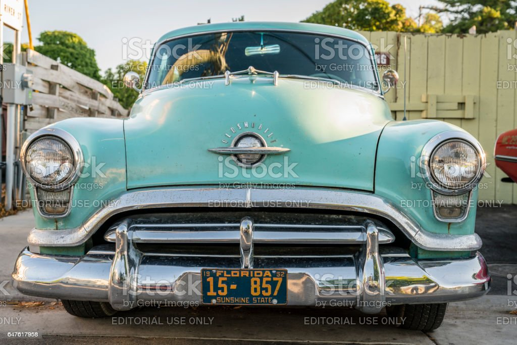 Oldsmobile 88 stock photo