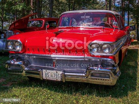 istock 1958 Oldsmobile Eighty-Eight 1304276541