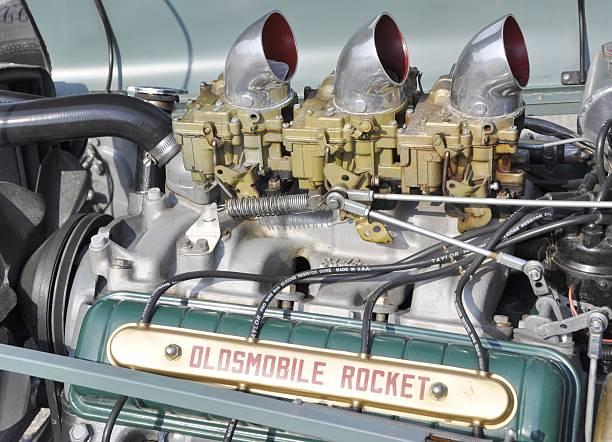 Oldsmobile Rocket Motor