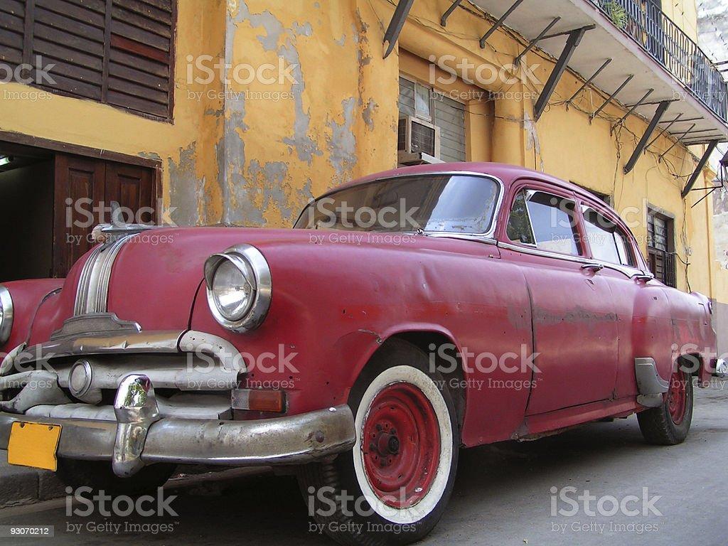 oldtimer royalty-free stock photo