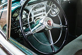 Oldtimer steering wheel