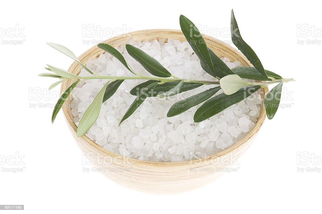 olive bath items. alternative medicine - Royalty-free Alternatif Terapi Stok görsel