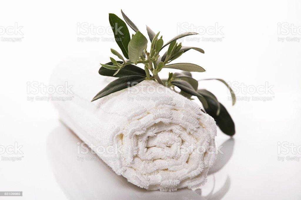 olive bath - Royalty-free Alternatif Terapi Stok görsel
