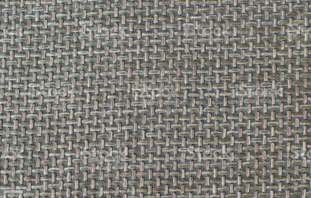 Olive green background of woven fabric. backgrounds and textures. copy space background, Chair cover fabric royalty-free stock photo