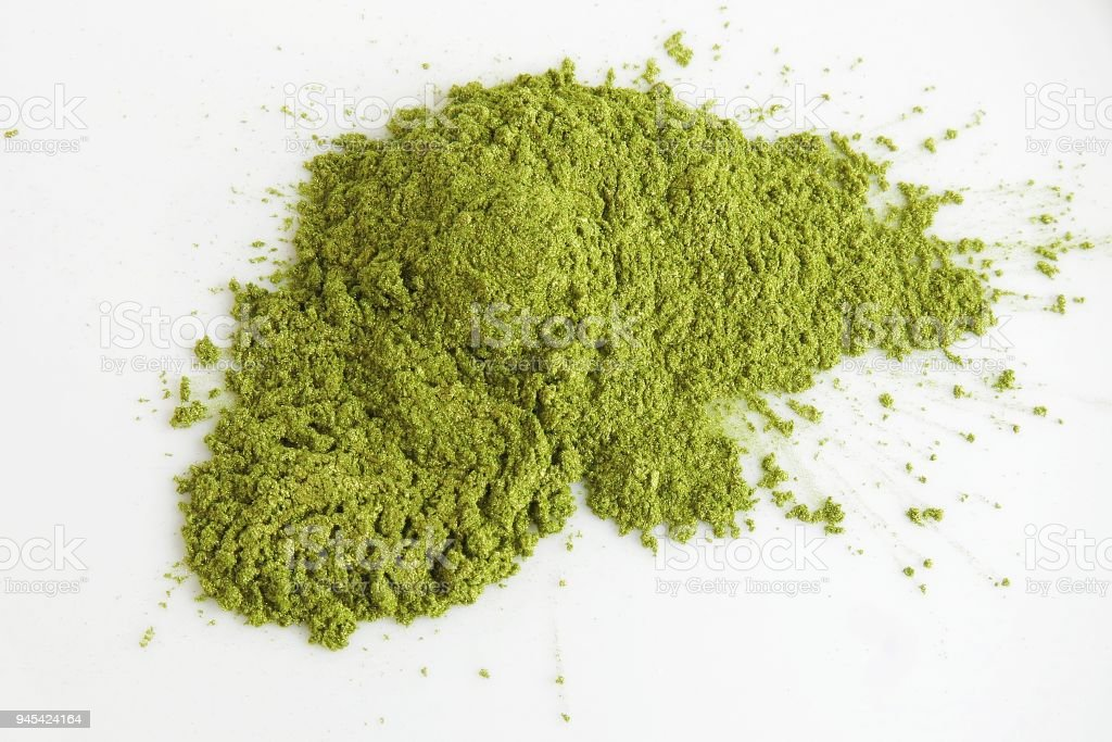 olive green mica pigment powder stock photo more pictures of color