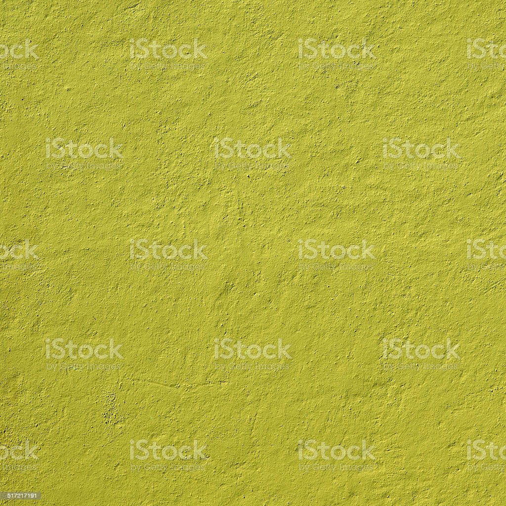 Olive green rough wall stock photo