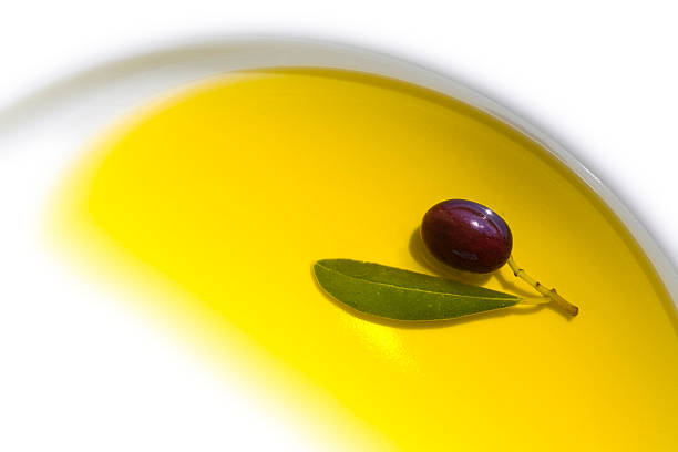 Olive in oil  olive oil stock pictures, royalty-free photos & images