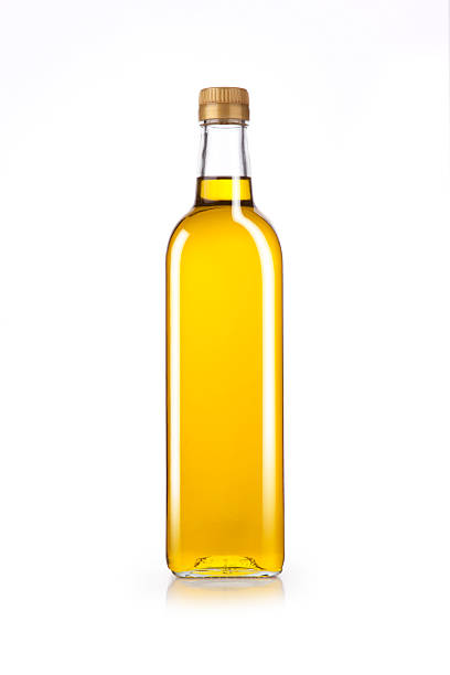 olive oil bottle - olive oil stock photos and pictures
