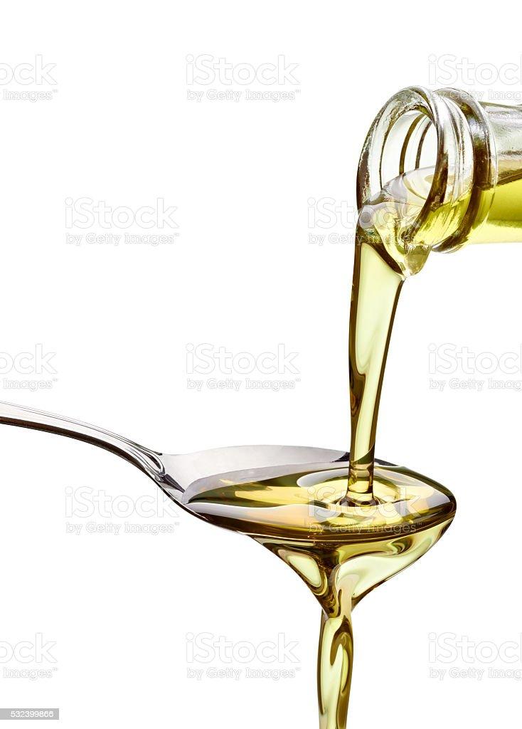 olive oil condiment vegeterian food stock photo