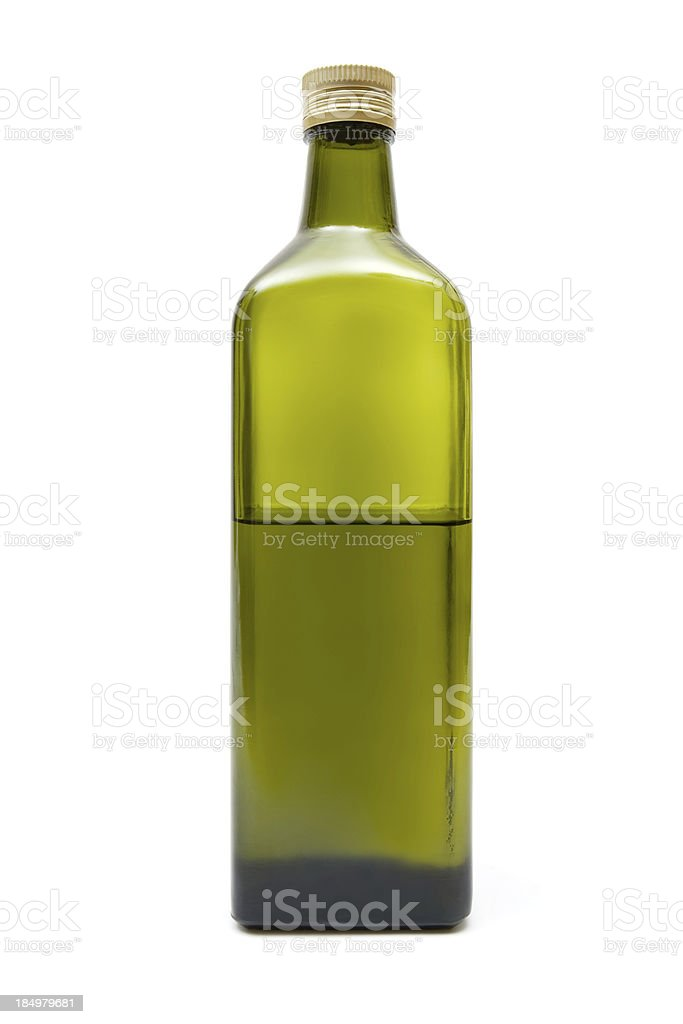 Azeite de oliva - foto de acervo