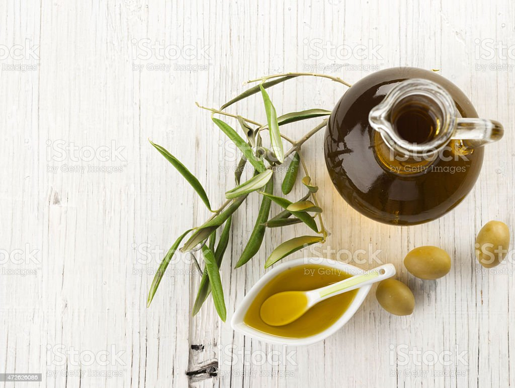 Olive Olivenöl – Foto