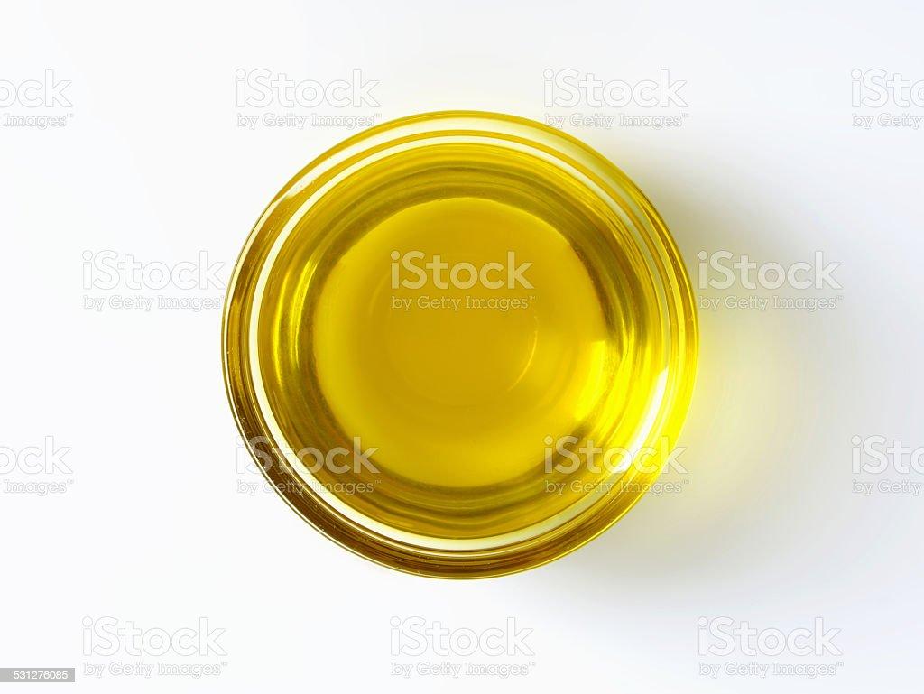 Azeite de oliveira - fotografia de stock
