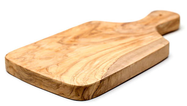 Olive wood cutting board Olive wood cutting board cutting board stock pictures, royalty-free photos & images