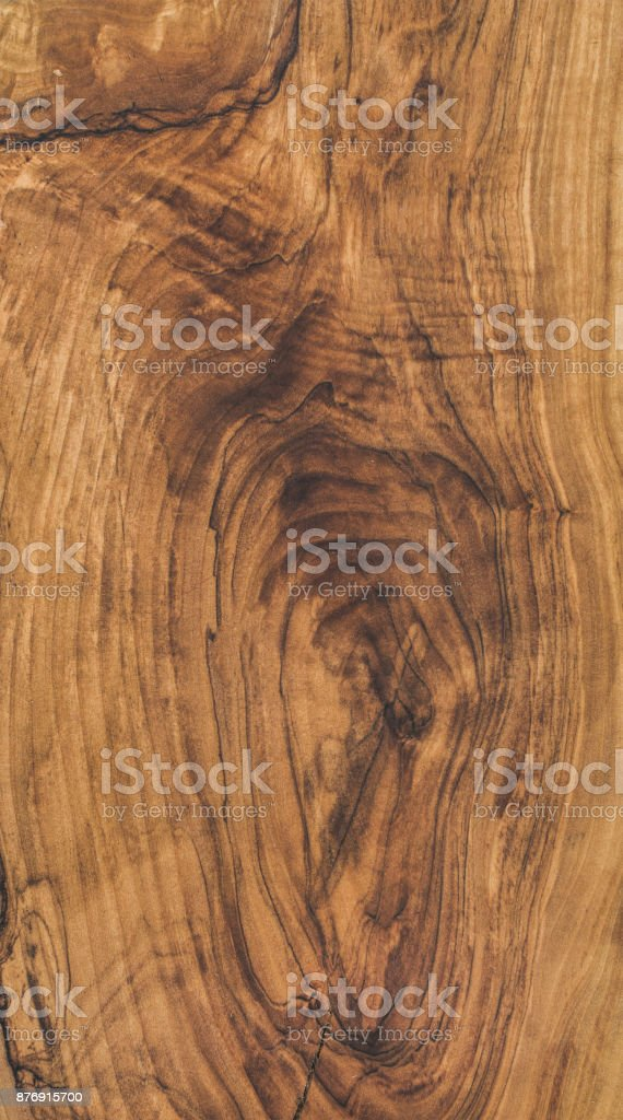 Olive Wood Slab Texture Background Stock Photo More Pictures Of