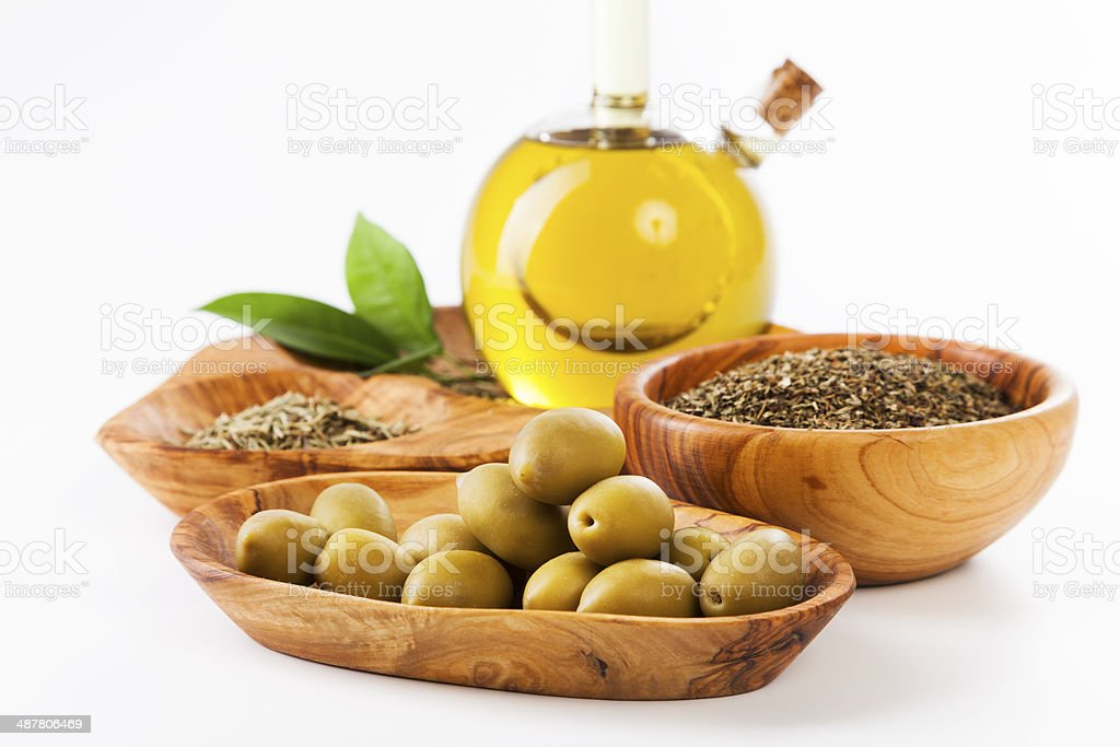 Olivenöl abnehmen