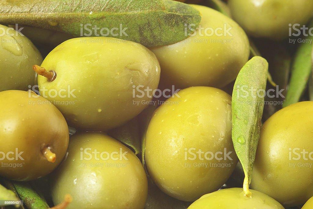 Olives Lizenzfreies stock-foto