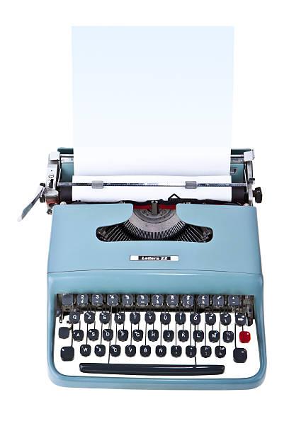 Olivetti Mitteilung 22 Schreibmaschine – Foto