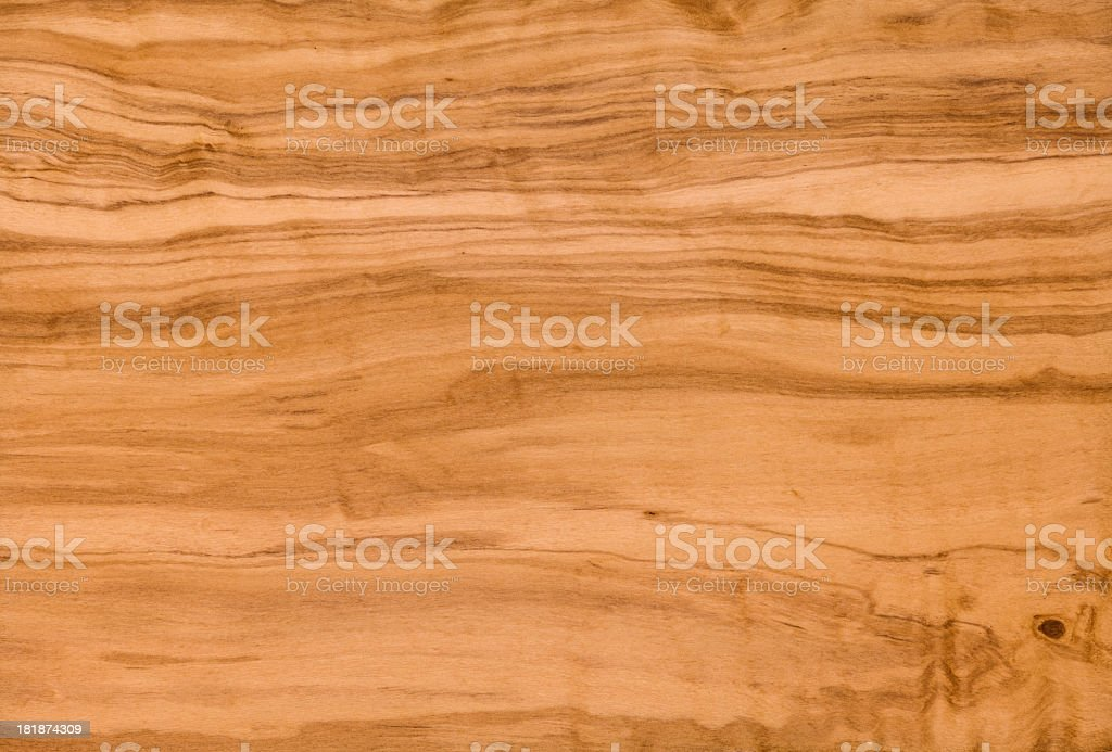 Olivewood Wood Grain Background stock photo