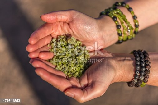 As olivine is a group of minerals of similar composition from the mineral class which is called