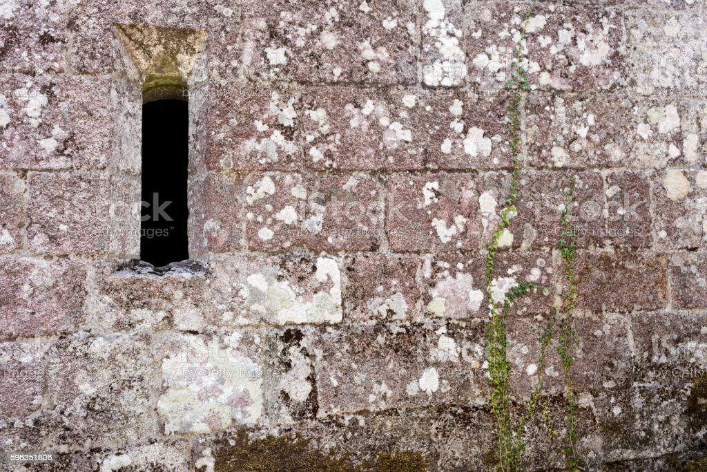 ols monastery wall Lizenzfreies stock-foto